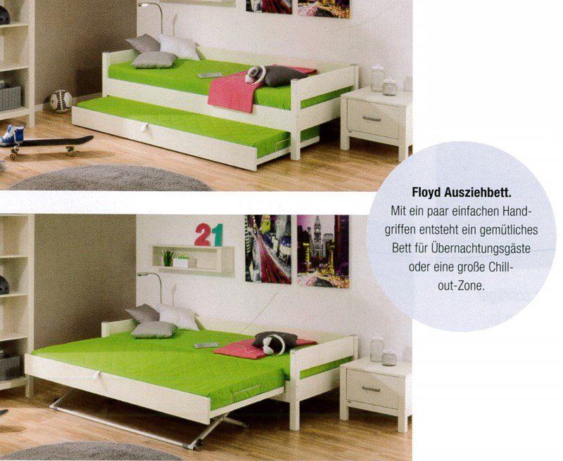 Ausziehbett kinderzimmer  Einrichtungshaus Hansel Delbrück-Westenholz   Räume   Jugendzimmer ...